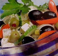 Хориатики салата