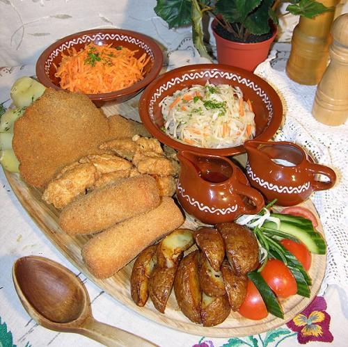 литовское национальное блюдо